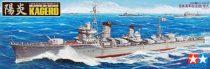 Tamiya Japanese Navy Destroyer Kagerou makett