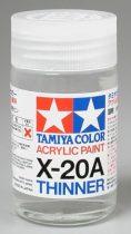 Tamiya Acryl Thinner X-20A 46ml