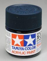Tamiya Mini Acrylic X-3 Royal Blue