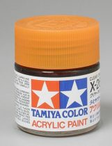 Tamiya Mini Acrylic X-26 Clear Orange