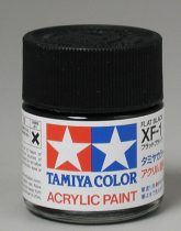 Tamiya Mini Acrylic XF-1 Flat Black