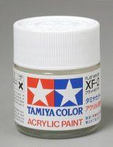 Tamiya Mini Acrylic XF-2 Flat White
