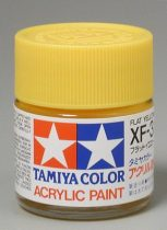 Tamiya Mini Acrylic XF-3 Flat Yellow