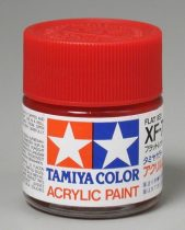 Tamiya Mini Acrylic XF-7 Flat Red
