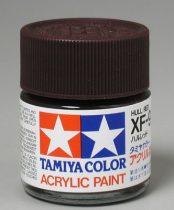Tamiya Mini Acrylic XF-9 Hull Red