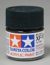 Tamiya Mini Acrylic XF-17 Sea Blue