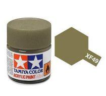 Tamiya Mini Acrylic XF-49 Khaki