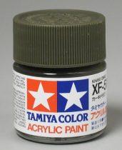 Tamiya Mini Acrylic XF-51 Khaki Drab