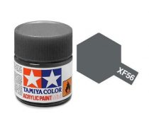 Tamiya Mini Acrylic XF-56 Metallic Grey