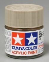 Tamiya Mini Acrylic XF-57 Buff
