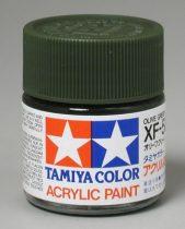 Tamiya Mini Acrylic XF-58 Olive Green