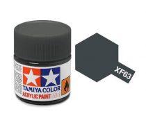 Tamiya Mini Acrylic XF-63 German Grey
