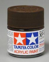 Tamiya Mini Acrylic XF-64 Red Brown