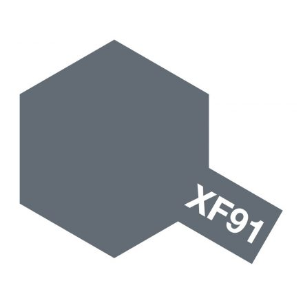 Tamiya Mini Acrylic XF-91 IJN gray (Yokosuka Arsenal)