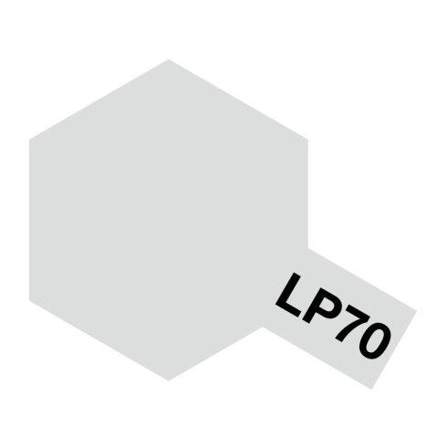 Tamiya Lacquer LP-70 Gloss Aluminum