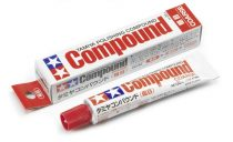 Tamiya Polishing Compound Coarse