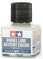 Tamiya Panel Line Accent Color Gray