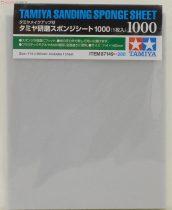 Tamiya Sanding Sponge Sheet - 1000
