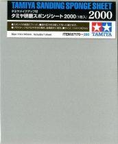 Tamiya Sanding Sponge Sheet - 2000