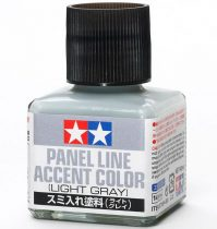 Tamiya Panel Line Accent Color Light Gray