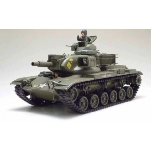 Tamiya U.S. M60A2 Medium Tank makett