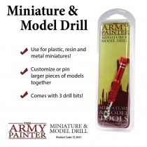 The Army Painter - Miniature & Model drill
