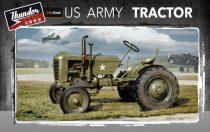 Thunder Model US Army Tractor makett