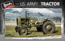 Thunder Model US Army Tractor makett