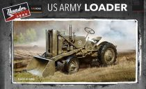 Thunder Model US Army Loader makett