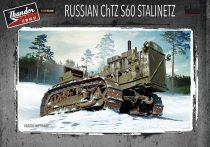 Thunder Model Russian ChTZ S60 Stalinetz makett