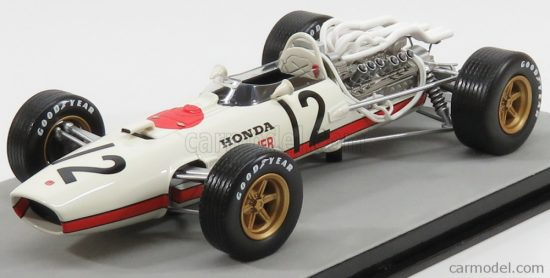 TECNOMODEL HONDA F1 RA273 N 12 MEXICO GP 1966 R.GINTHER