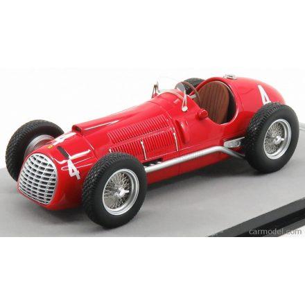 TECNOMODEL FERRARI F1 275 N 4 5th BELGIUM GP 1950 A.ASCARI