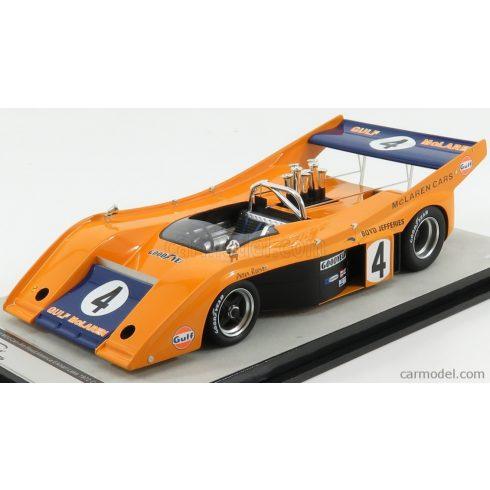 TECNOMODEL McLAREN M20 N 4 CAN-AM ROAD AMERICA ELKHART LAKE 1972 P.REVSON
