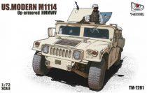 T-Model US HMMWV M1114 makett