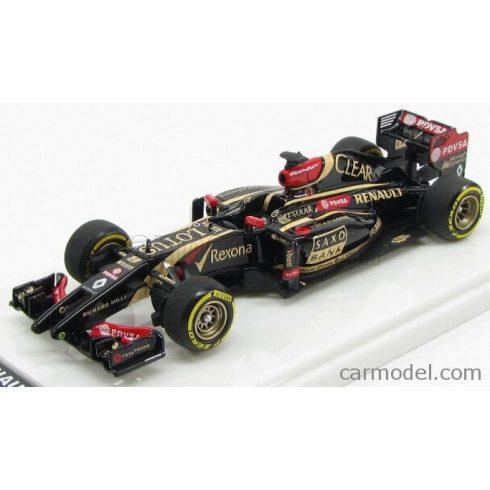 TAMEO LOTUS F1 RENAULT E22 N 8 MONACO GP 2014 ROMAIN GROSJEAN