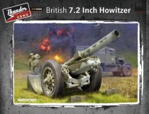 Thunder Model British 7.2 Inch Howitzer makett