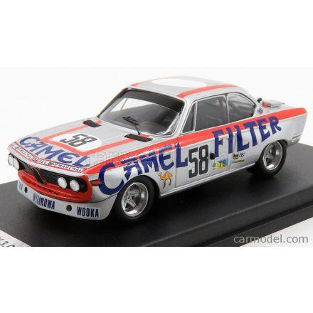 TROFEU BMW CSL 3.0 TEAM WICKY RACING CAMEL FILTER N 58 24h LE MANS 1973 W.BRUN - C.KOCHER - J.P.AESCHLIMANN