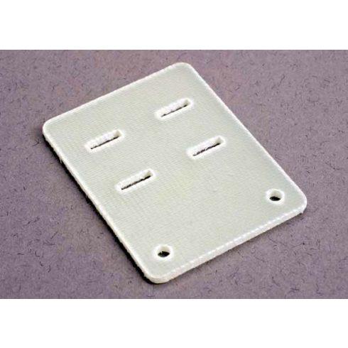 Traxxas Resistor plate, fiberglass