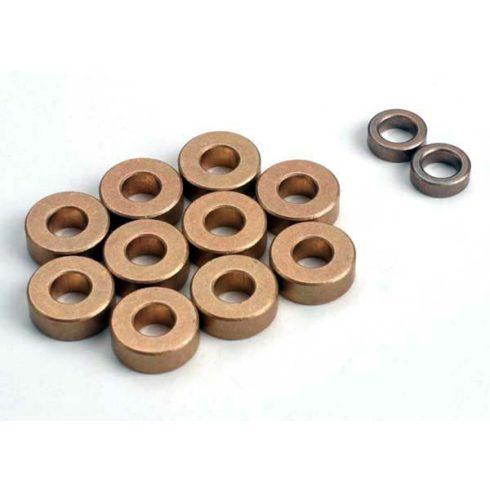 Traxxas Bushing set, self-lubricating: 5x11x4mm (10), 5x8x2.5mm (2)
