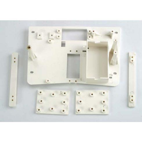 Traxxas Motor mount support bracket/radio tray support bracket/ radio tray (High-temperature resistant)