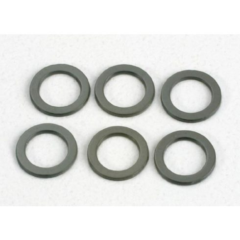 Traxxas Washers, PTFE-coated 4x6x.5mm