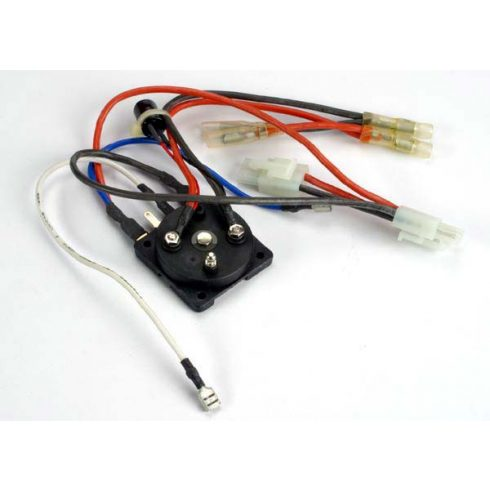 Traxxas Speed control, rotary