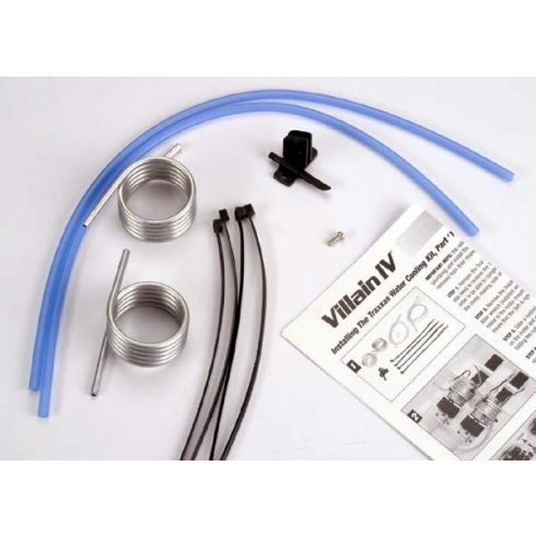 Traxxas Water Cooling Kit, Villain IV