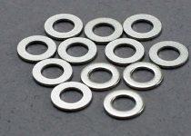Traxxas Washers, 3x6mm metal (12)