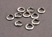 Traxxas Washers, 3x5 split metal lock washers (10)