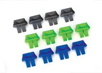 Traxxas Battery charge indicators (green (4), blue (4), grey (4))