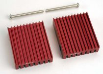 Traxxas Heat sink, low-profile (for XL-1 ESC when used in Sledgehammer)