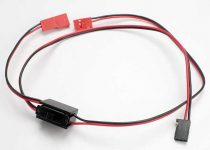 Traxxas Wiring harness, on-board radio system (includes on/off switch and charge jack) (Jato)
