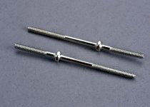 Traxxas Turnbuckles (62mm) (front tie rods) (2)