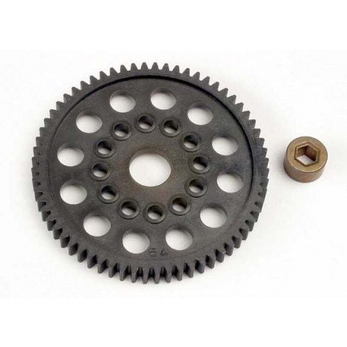Spur gear (64-Tooth) (32-Pitch)